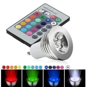 RGB LED sijalica 16 boja