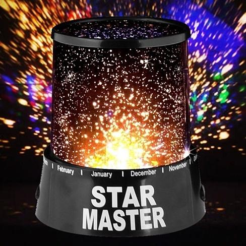 Sobna Lampa ZVEZDANO NEBO – Star Master AKCIJA