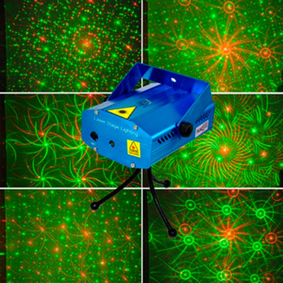 Laser za zurke – Laser light show