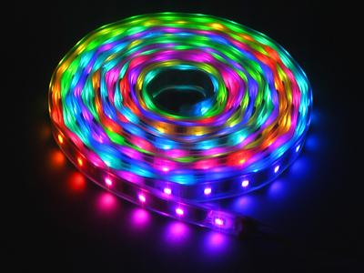 RGB 5050 LED traka kontroler i daljinski 5m 300 dioda