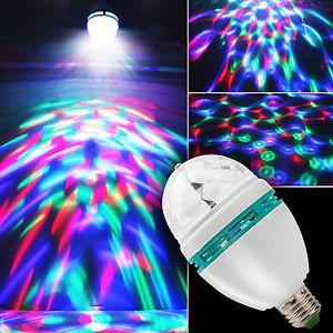 LED DISKO rotirajuća sijalica za igraonice,kuću,kafić