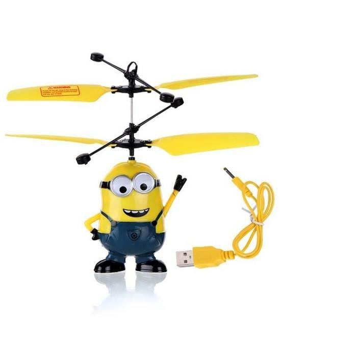 Dečiji helikopter – Leteći malac (Minion)