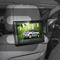 TV za automobile i autobuse DVB-T (T2)